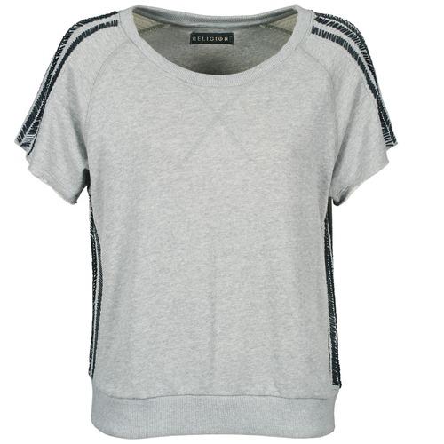 T-shirts & Polos Religion B114HRW02 Gris 350x350