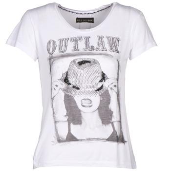 T-shirts & Polos Religion B123OLT45 Blanc 350x350