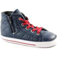Chaussures Enfant Chaussons bébés Converse nuit de 750681C na ct bébés chaussures latérales zippées tout d Blu