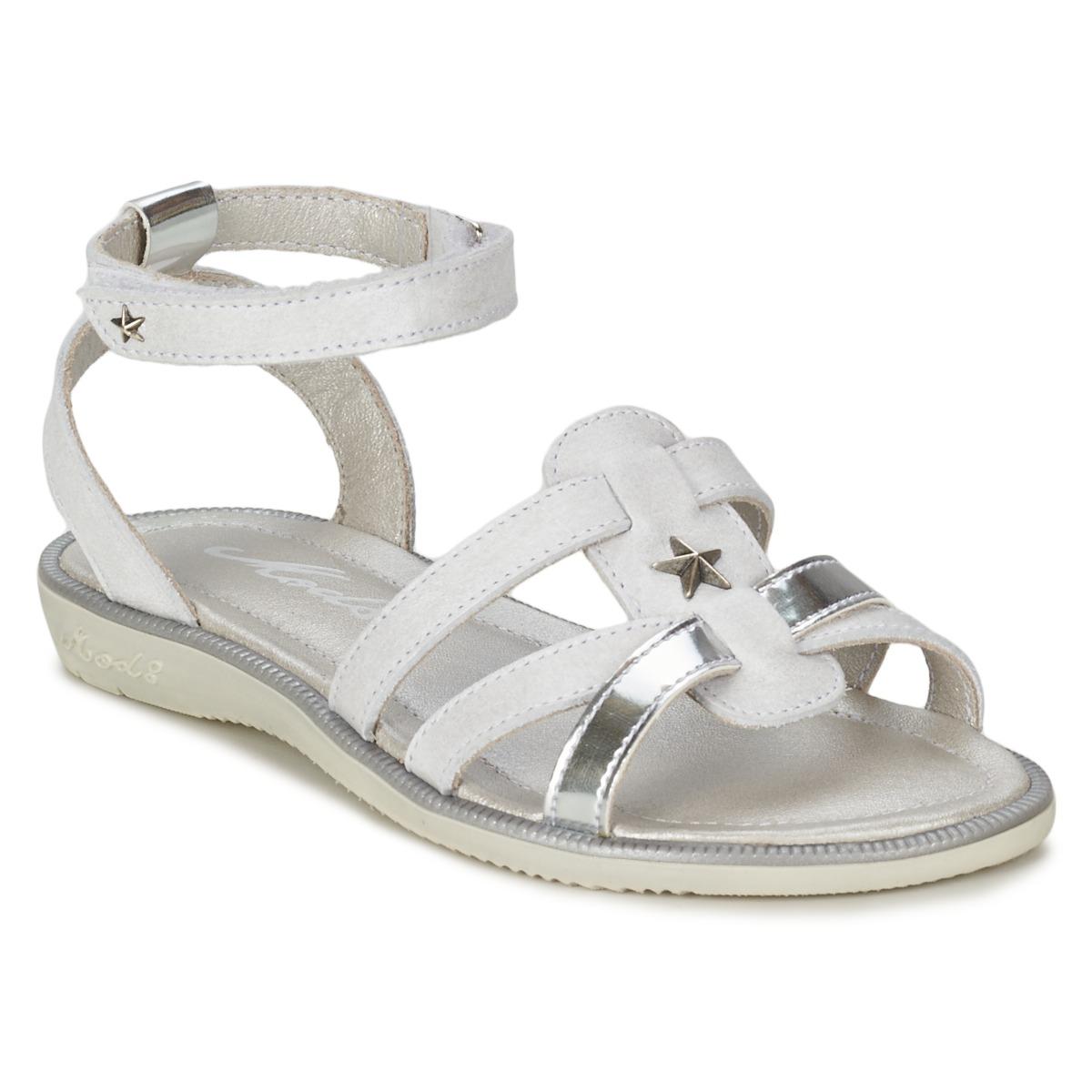 Sandale Mod'8 HOPAL Blanc