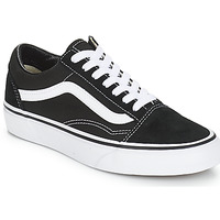 149aad913a4a18 Chaussures Baskets basses Vans OLD SKOOL Noir   Blanc