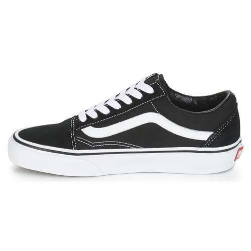 Old Baskets Basses NoirBlanc Skool Vans ONnm0vw8