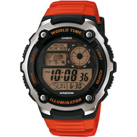 Montre Casio Montre  Collection AE-2100W-4AVEF - Montre Digitale Résine Homme