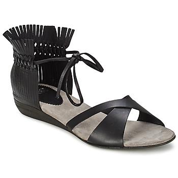Chaussures Femme Sandales et Nu-pieds Fru.it TRIVENTA Noir