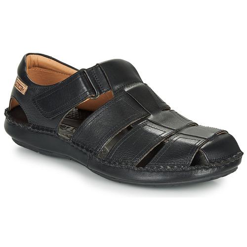 Pikolinos TARIFA Noir - Livraison Gratuite avec - Chaussures Sandale Homme