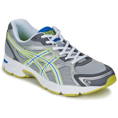 Chaussures Homme Running / trail Asics GEL-PURSUIT Gris / Blanc / Vert