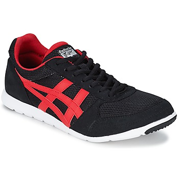 Chaussures Homme Baskets basses Onitsuka Tiger Sherborne runner Black/ot red