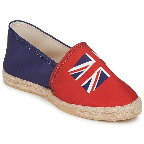 Espadrilles Be Only KATE Rouge-Bleu 350x350
