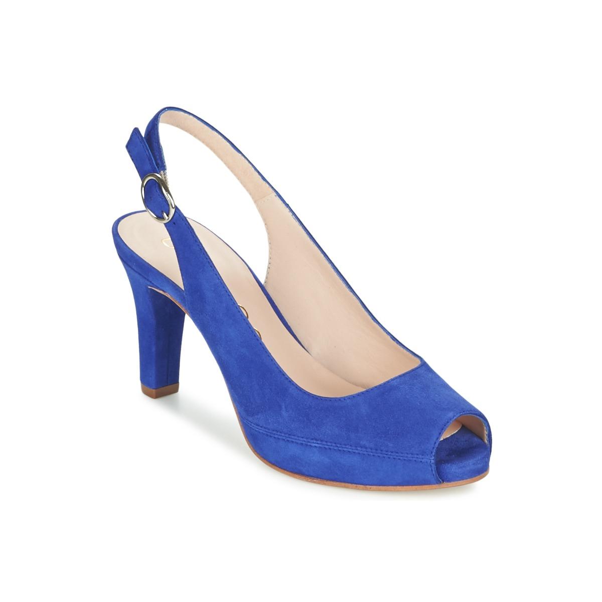 Sandale Unisa NICK Bleu