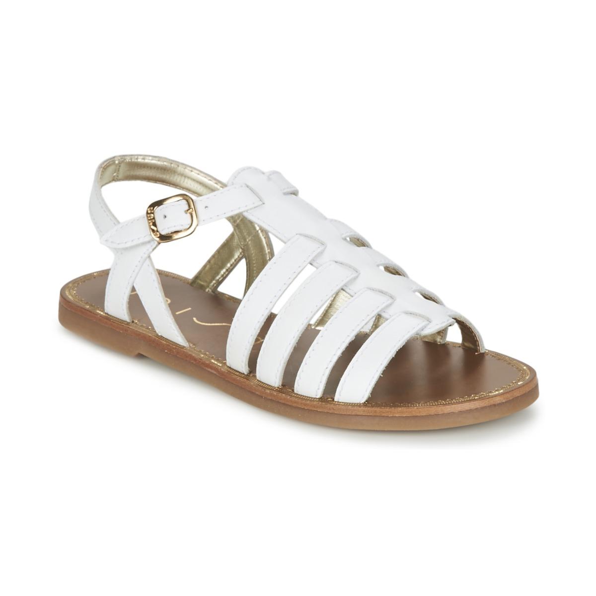 Sandale Unisa YOLETA Blanc