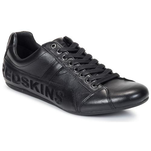 Chaussures Homme Baskets basses Redskins TONIKO Noir