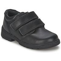 Chaussures Garçon Baskets basses Start Rite ROTATE Noir