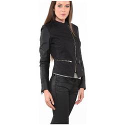 Vêtements Femme Blousons Kaporal Blouson Femme Sync Black Noir