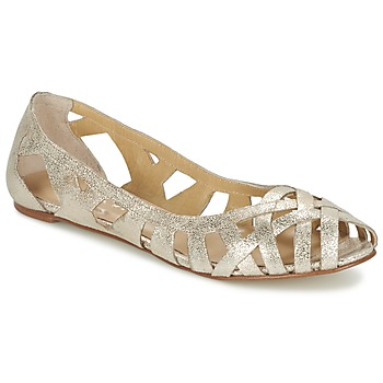 Chaussures Femme Sandales et Nu-pieds Jonak DERAY Platine