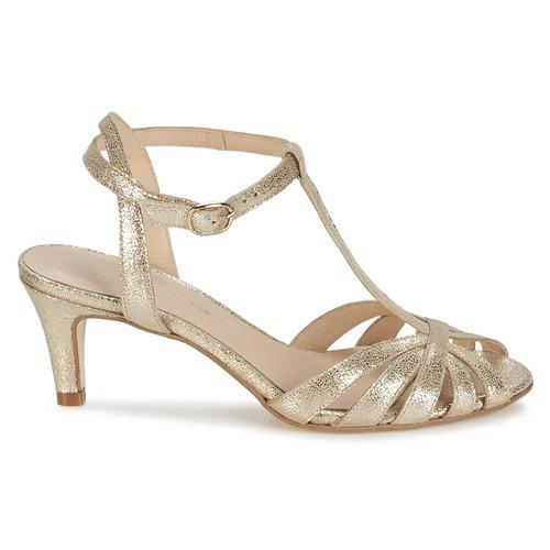 Jonak Et Doliate Femme pieds Platine Nu Sandales RjL45A3
