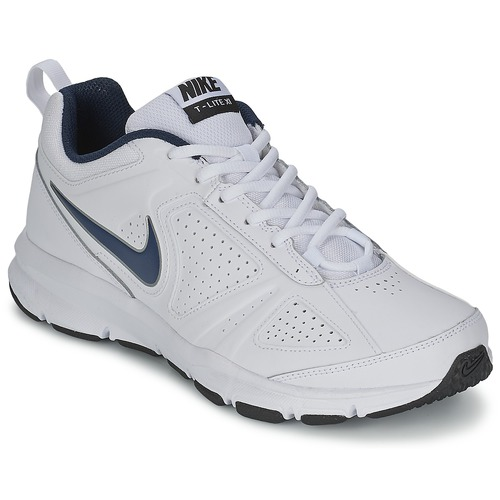 quality design af3f9 4e726 Chaussures Homme Multisport Nike T-LITE XI Blanc  Noir