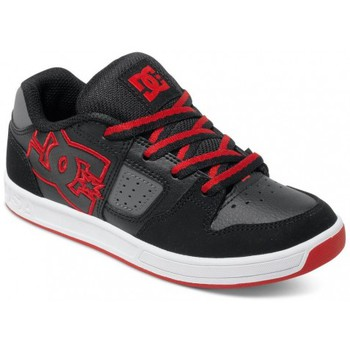 Chaussures Enfant Baskets mode DC Shoes Baskets - Sceptor - Enfants - ADBS100101-XKS Noir