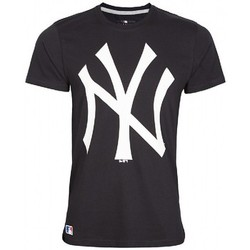 Vêtements Homme T-shirts manches courtes New Era MLB New York Yankees tee Marine