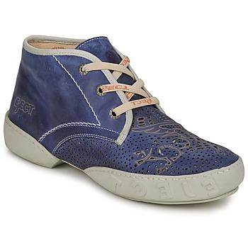 Bottines / Boots Eject SENA NEVY-BLU-OFF-WHITE 350x350