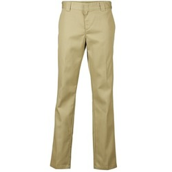 Vêtements Homme Pantalons 5 poches Dickies SLIM FIT WORK PANT Beige