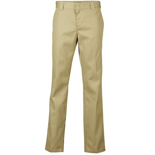 Pantalons Dickies SLIM FIT WORK PANT Beige 350x350