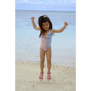 Bain Princesse 1 Fille Mermaid De Brillant Maillots Pièce Maillot Multicolore Ilou Vêtements xordBeC