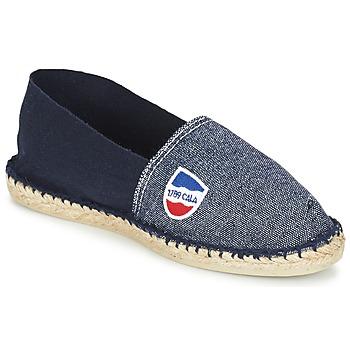 Chaussures Espadrilles 1789 Cala CLASSIQUE BICOLORE Marine