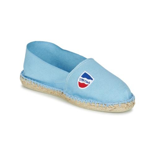 Cala 1789 Espadrilles Classique Bleu c1Tl3FKJ