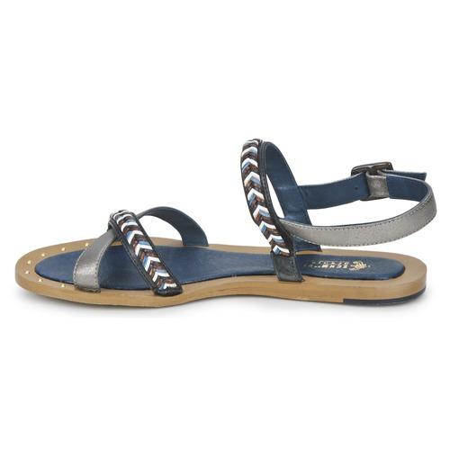 Et Sandales Femme Nu ArgentMarine Memory Link Schmoove pieds Chaussures SGzpVMqU