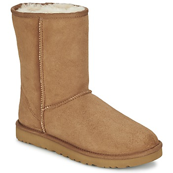 Bottines / Boots UGG CLASSIC SHORT Chestnut 350x350