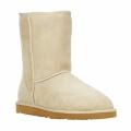 Chaussures Femme Boots UGG CLASSIC SHORT Beige