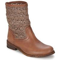 Chaussures Femme Boots Felmini GREDO Chocolat