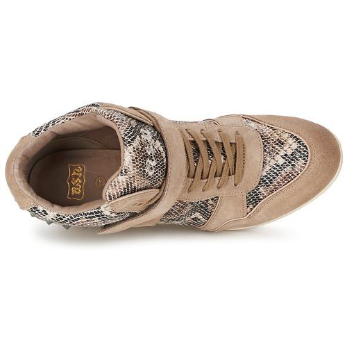 Prix Réduit Chaussures ihjdfh465DHU Ash BISOU taupe/python