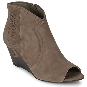 Chaussures Femme Low boots Ash DRUM taupe