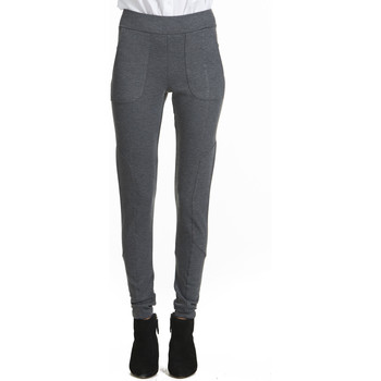 Vêtements Femme Leggings Yaya Legging  Gris Fonce Chine Gris