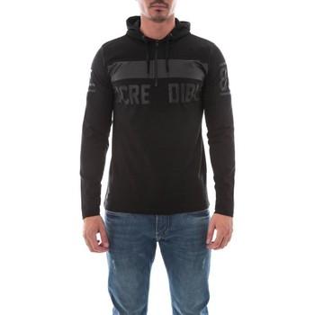 Vêtements Homme T-shirts manches longues Ritchie T-SHIRT JIABONG Noir