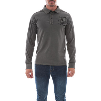 Polos manches longues Ritchie POLO PRIVACY