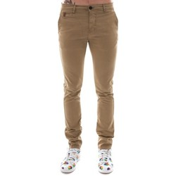 Vêtements Homme Jeans skinny Ritchie PANTALON CHINO VALBRUGE Beige