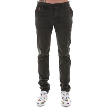 Vêtements Homme Jeans droit Ritchie PANTALON CHINO VALBRUGE Marron