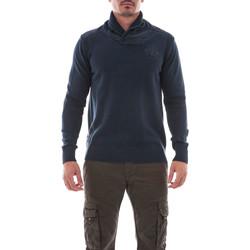 Vêtements Homme Pulls Ritchie PULL CHALE LONANE Bleu