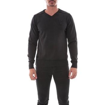 Vêtements Homme Pulls Ritchie PULL V LYRON Gris foncé