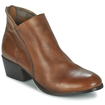 Chaussures Femme Bottines Hudson  Marron