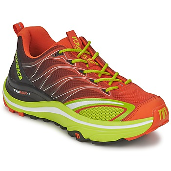 Chaussures Homme Running / trail Tecnica SUPREME MAX 2.0 MS Orange / Jaune fluo