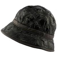 Chapeaux Nyls Création Chapeau Pluie  Eleo Noir