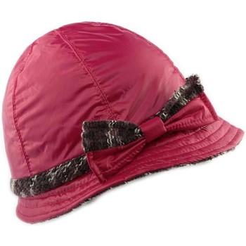 Chapeaux Nyls Création Chapeau Pluie  Louise Fuschia