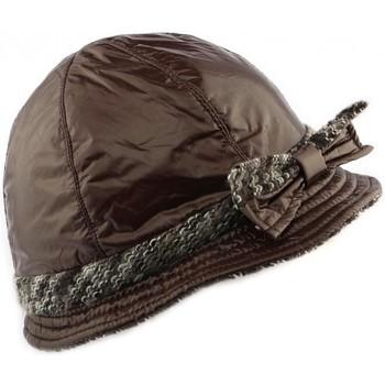 Chapeaux Nyls Création Chapeau Pluie  Louise Chocolat