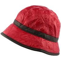 Chapeaux Nyls Création Chapeau Pluie  Eleo Rouge