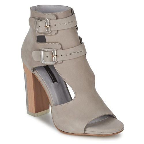 Chaussures Femme Sandales et Nu-pieds Miista ELIZABETH Gris