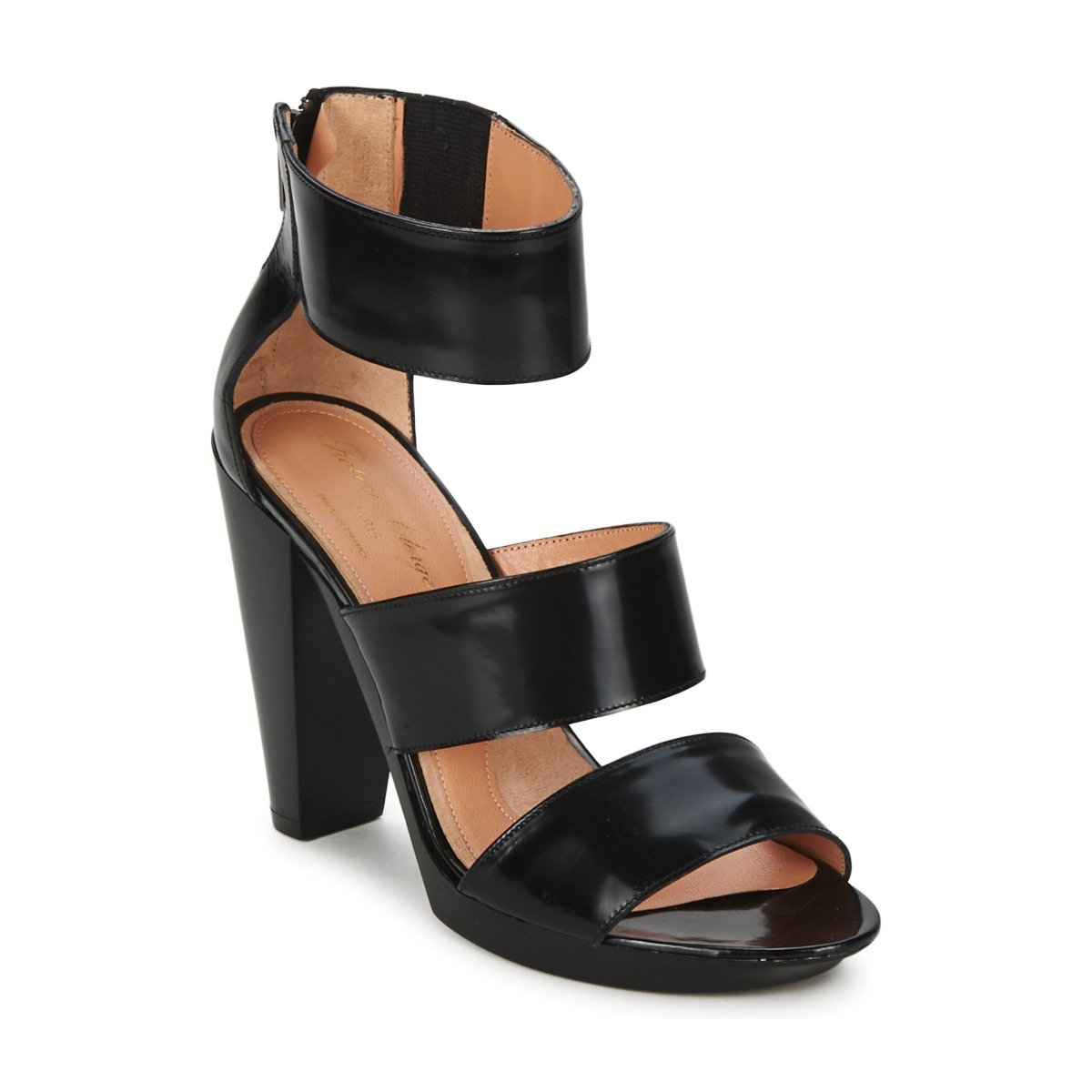Sandale Robert Clergerie XIMA Noir