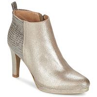 Chaussures Femme Bottines Myma MARA Argent